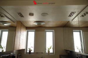 Multiroom Casa tunes / Monitor Audio łazienka