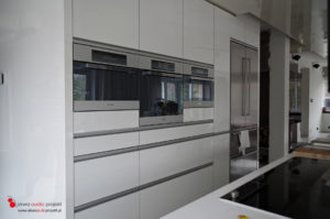 Multiroom Casa Tunes, kuchnia