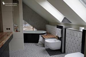 Inteligentny dom LCN, łazienka