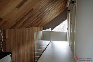 Inteligentny dom LCN, piętro