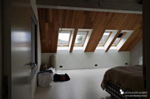 Inteligentny dom LCN, sterowanie oknami w sypialniach