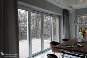 Inteligentny dom LCN, sterowanie roletą
