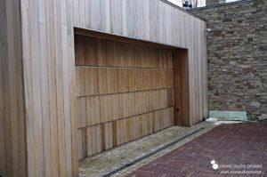 Inteligentny dom LCN, sterowanie drzwiami garażowymi
