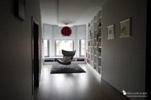 Inteligentny dom klawiatura LCN, czytelnia