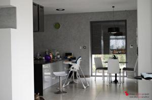 Inteligentny dom klawiatura LCN, kuchnia