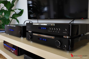 Instalacja stereo AURUM / ARINI AUDIO