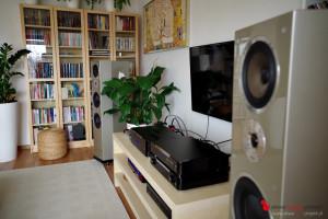 Instalacja stereo AURUM / HECO