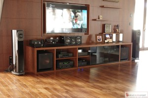 Instalacja kina domowego AUDIUM ACTIVE / ARCAM / SONY