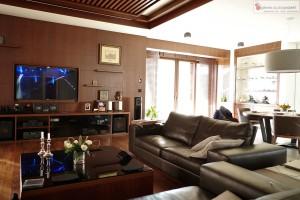 Instalacja kina domowego AUDIUM / ARCAM / SONY