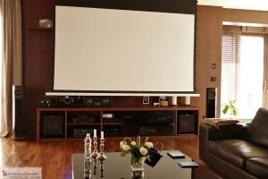 Instalacja kina domowego AUDIUM ACTIVE / ARCAM / KAUBER