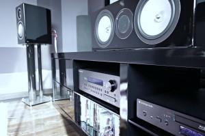 Instalacja kina domowego CAMBRIDGE AUDIO / MONITOR AUDIO