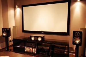 Instalacja kina domowego MONITOR AUDIO / KAUBER