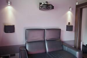 Instalacja kina domowego SONY / MONITOR AUDIO/ LCN
