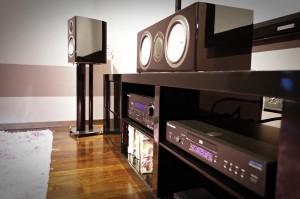Instalacja kina domowego MONITOR AUDIO / CAMBRIDGE AUDIO