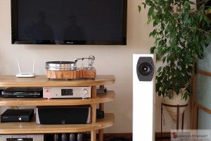 AUDIUM COMP8 DRIVE / Audio Research / CA Azur 851N