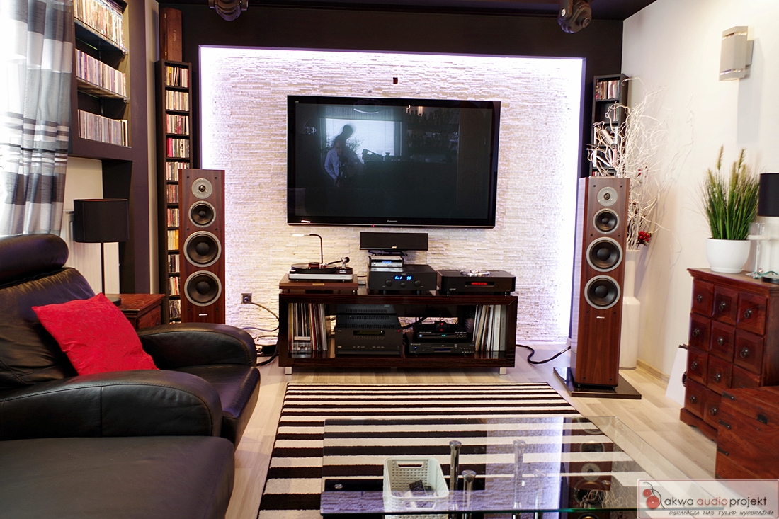 system stereo
