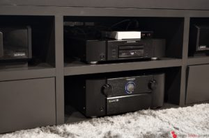 Sala kinowa Marantz , Audium active